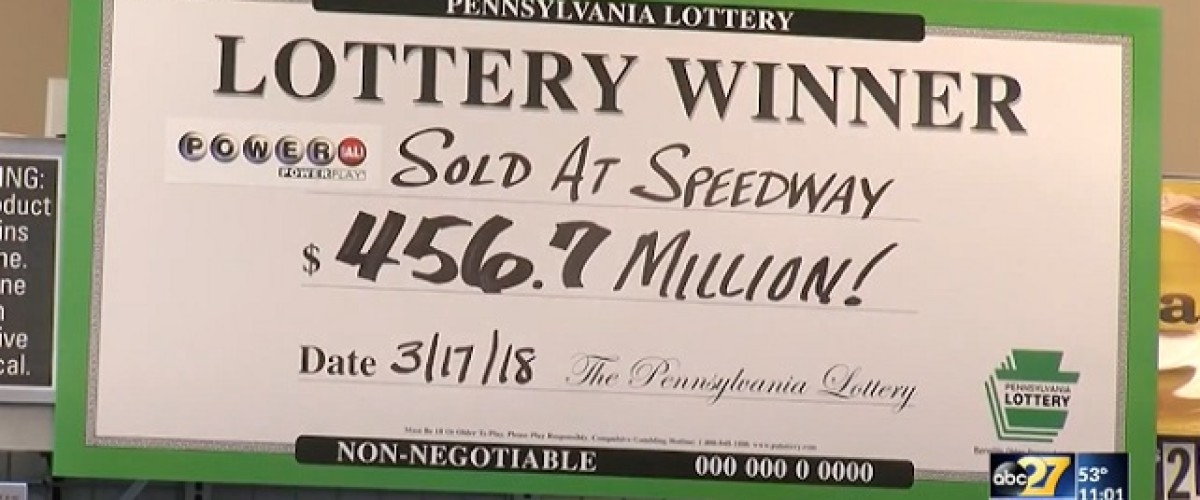 Emerald Legacy trust claim $456.7m Powerball jackpot win