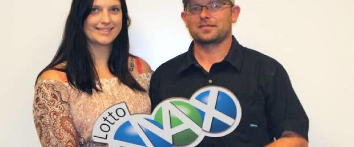 Husband fails in bid to get half of estranged wife's Lotto Max win