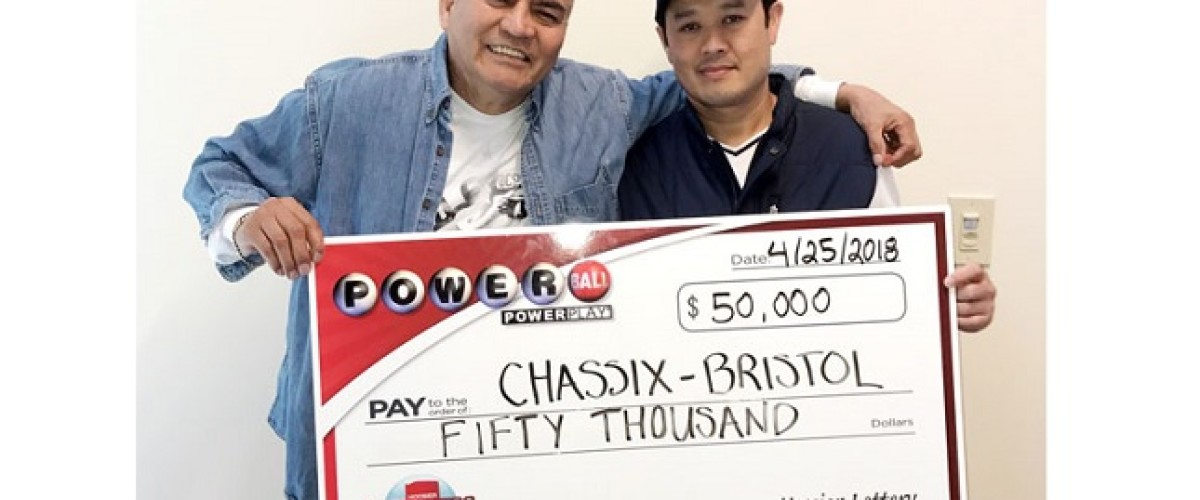 Indiana factory syndicate claim Powerball lottery prize just in time