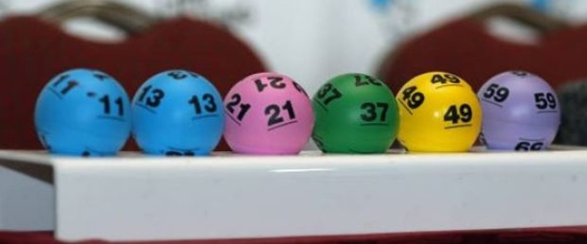After 30 years numbers pay off for Irish Lotto winner