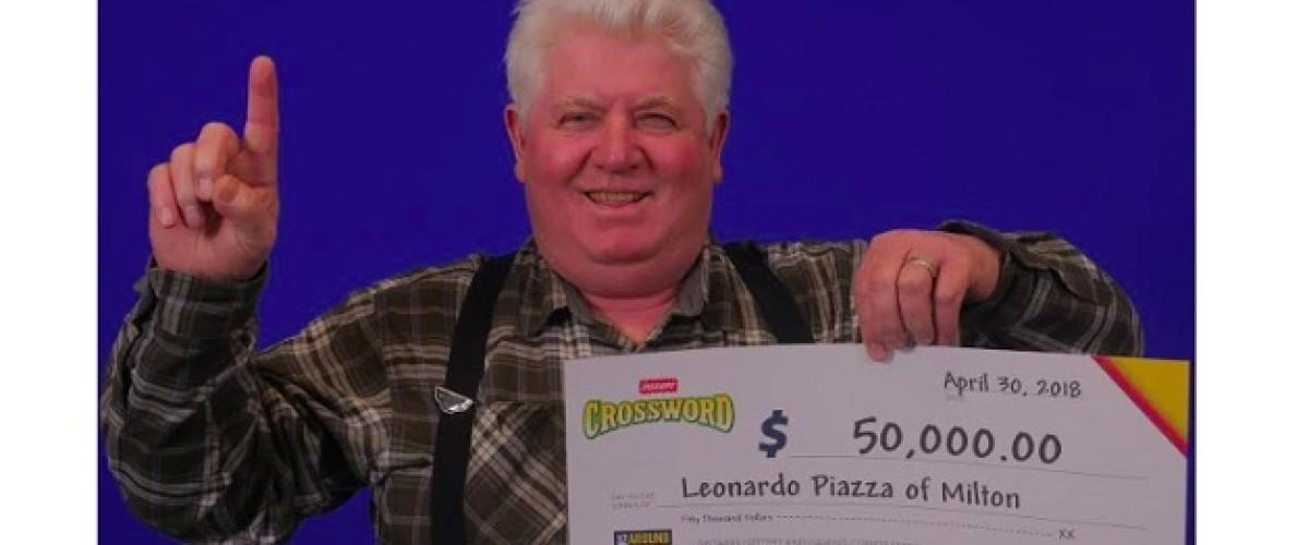 $50,000 scratch card win for retired carpenter