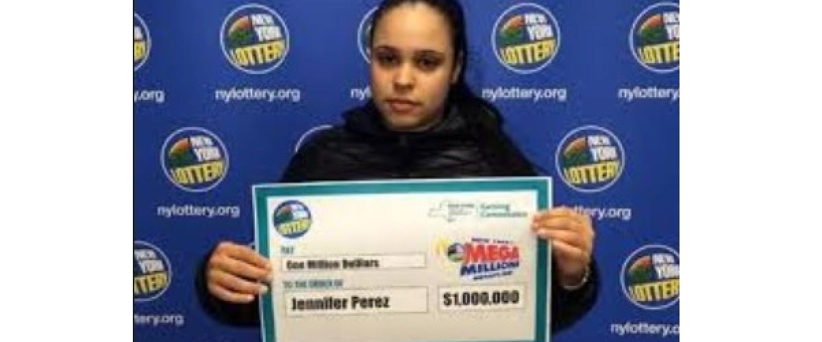 Manhattan nursing student wins $1 million Mega Millions prize