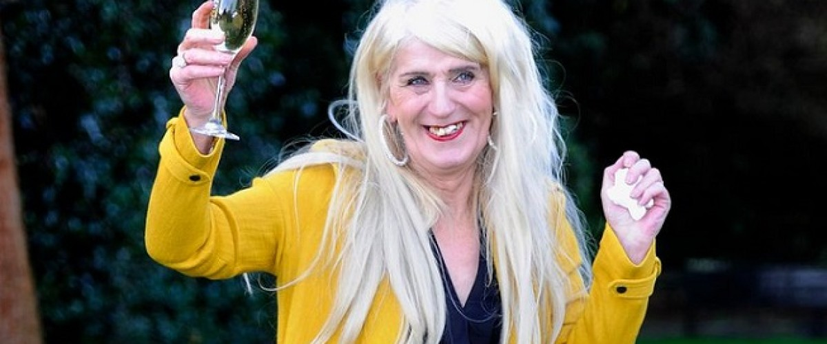 £4m National Lottery Blue scratchcard winner dreams of becoming Mesmerising Melissa
