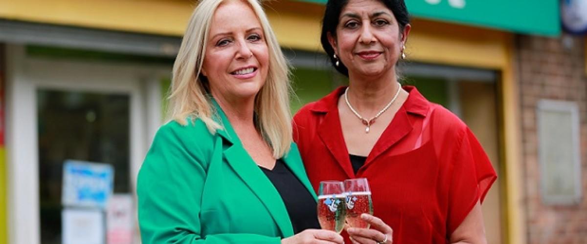 £5.4 million UK Lotto winner is certain she'll win again