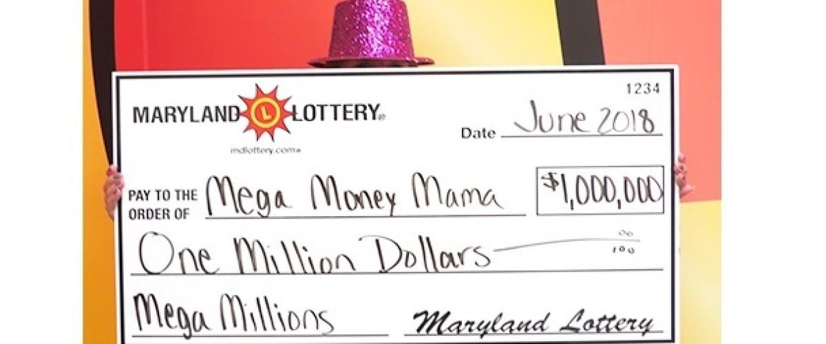 Mega Money Mama Wins $1m Mega Millions Prize