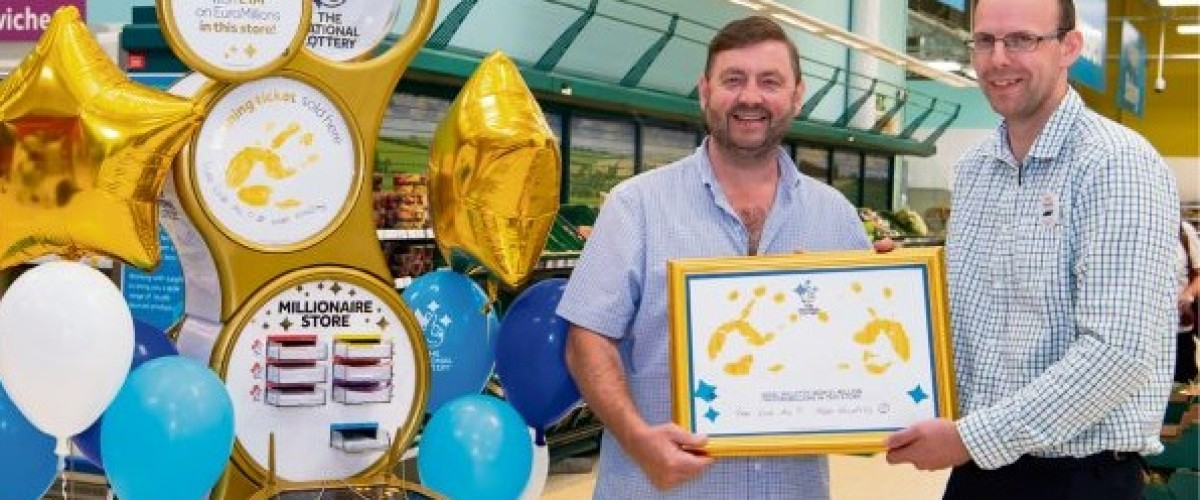 Don't Tell this £1m EuroMillions Winner Friday the 13th is Unlucky