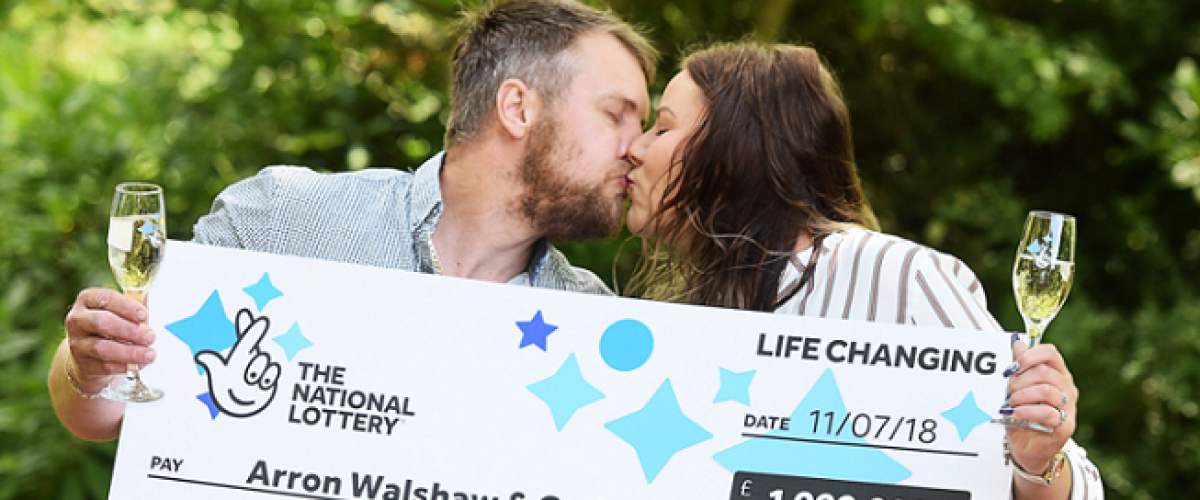 Lucky Dip Ticket Wins Couple £1m UK Lotto Prize