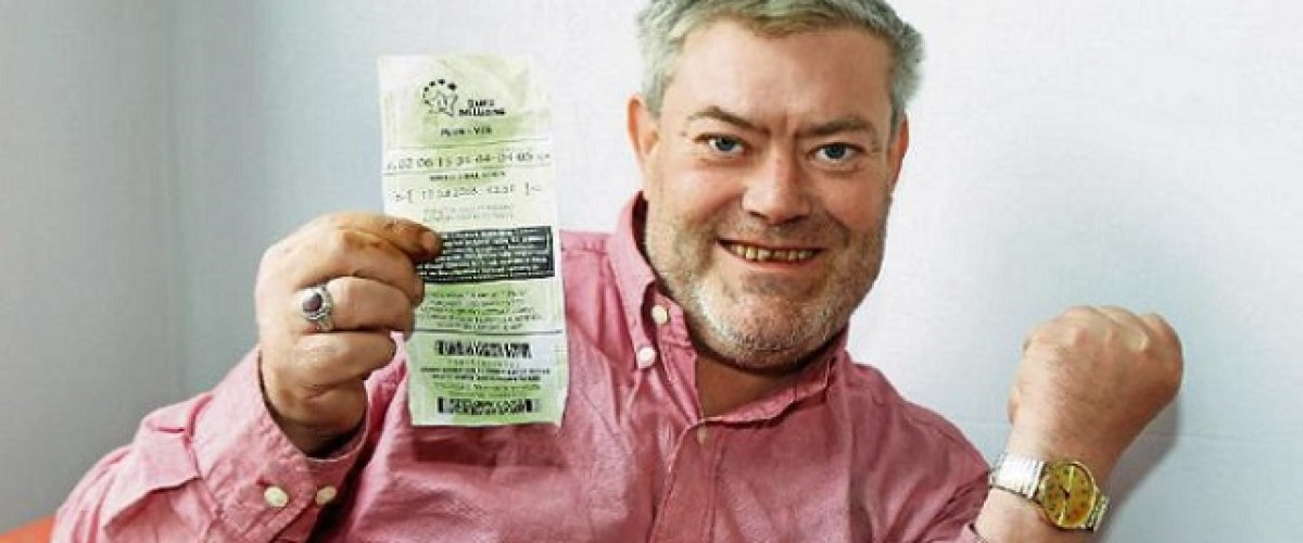 €500,000 EuroMillions Winner More Concerned About Health than Money