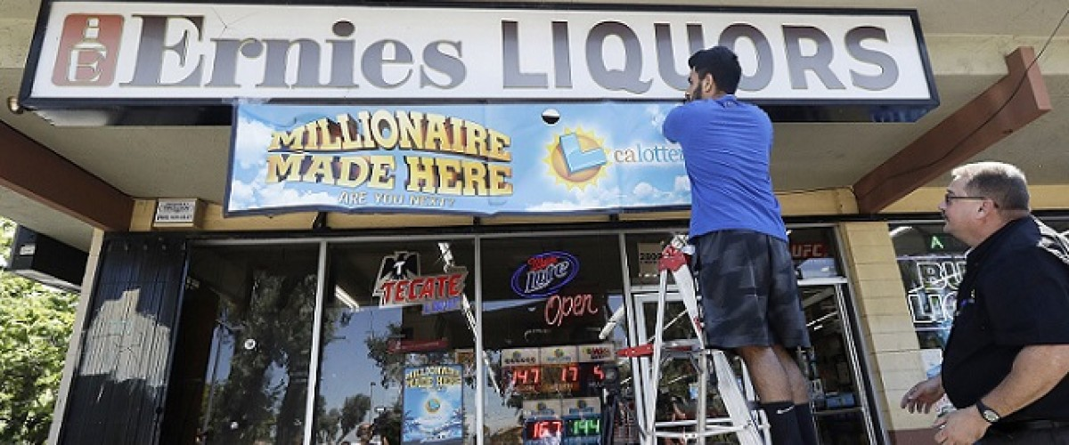 We Carry on Working say $543m Mega Millions Winners