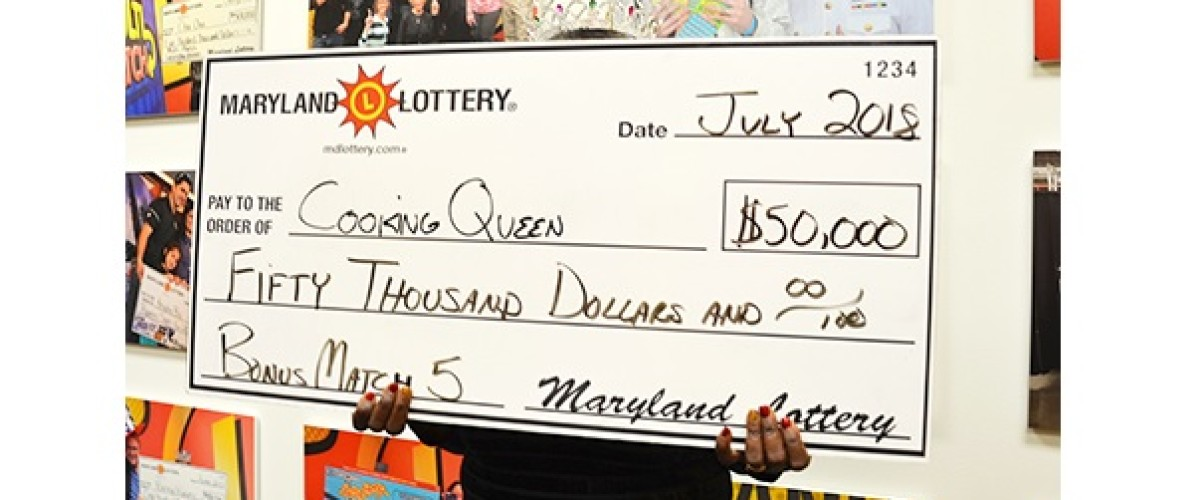 Maryland woman wins $50,000 Bonus Match 5 prize with numbers in tribute to late friend