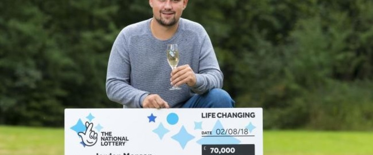 Welsh Railwayman is on Right Tracks Now after £70,000 National Lottery Scratchcard Win