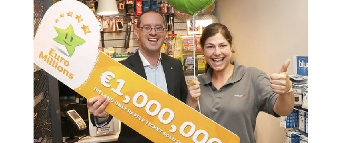 Irish Family Delighted at €5,000 EuroMillions Win and then get another €1m