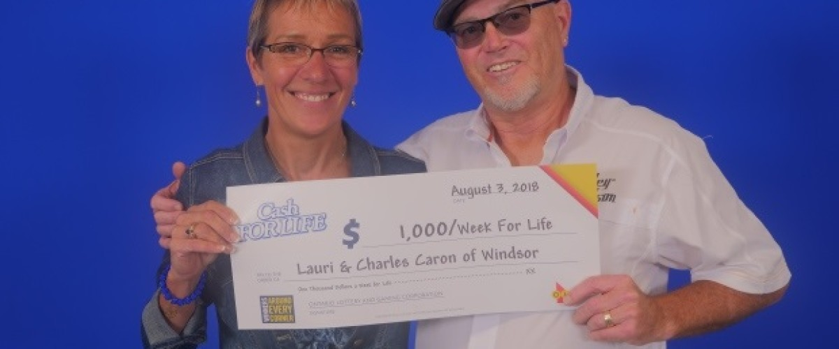 First Ever Scratchcard Wins Charles $675,000