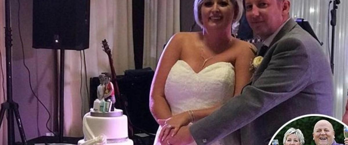 Scottish EuroMillions winner remarries six years after winning £148 million