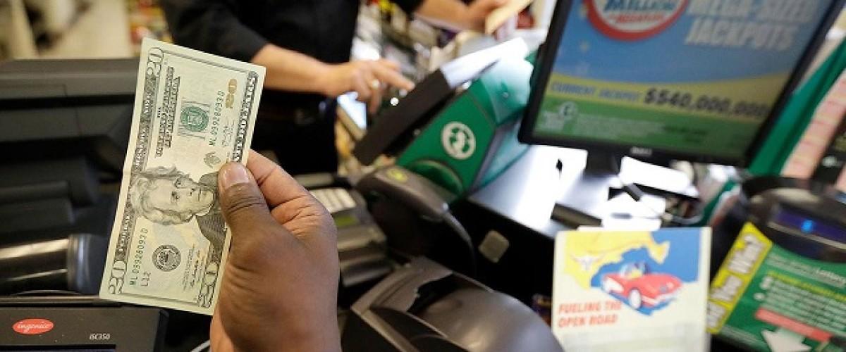$543m Mega Millions Winners Still Serving Customers at the Bank