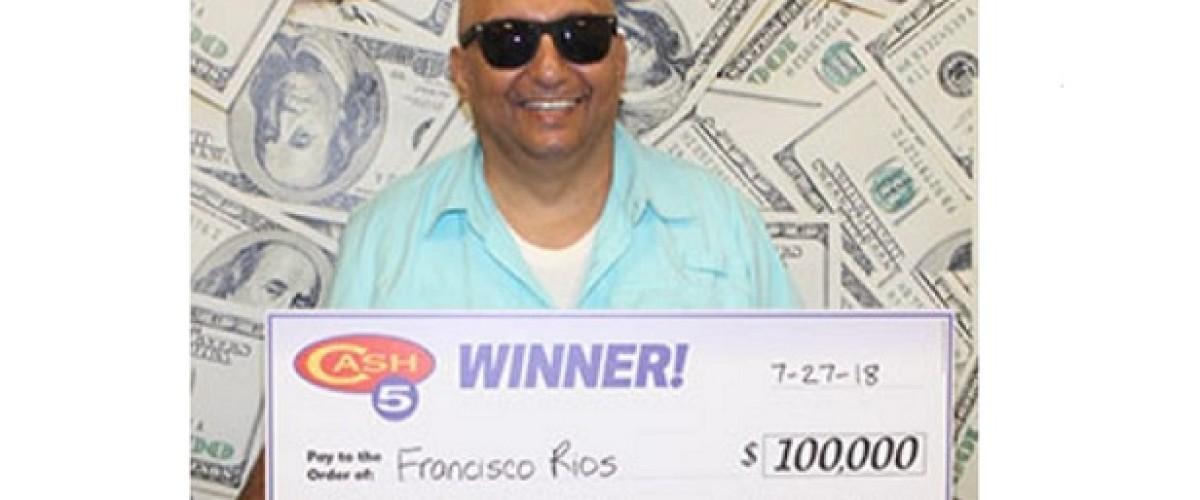 1950s Western TV Show Inspires $100,000 Cash5 Prize