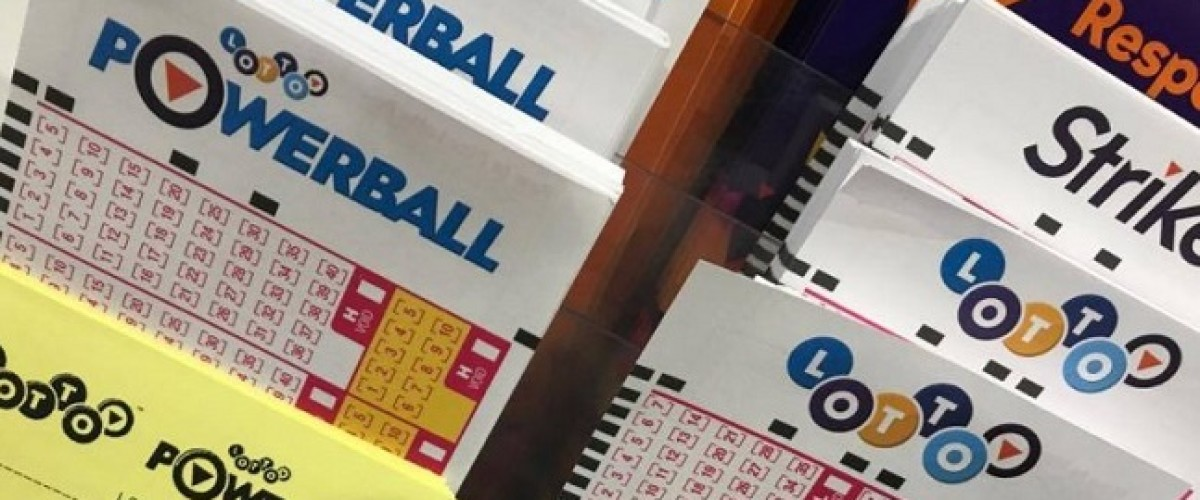 $6.3m New Zealand Powerball Winners Just Couldn't Stop Giggling