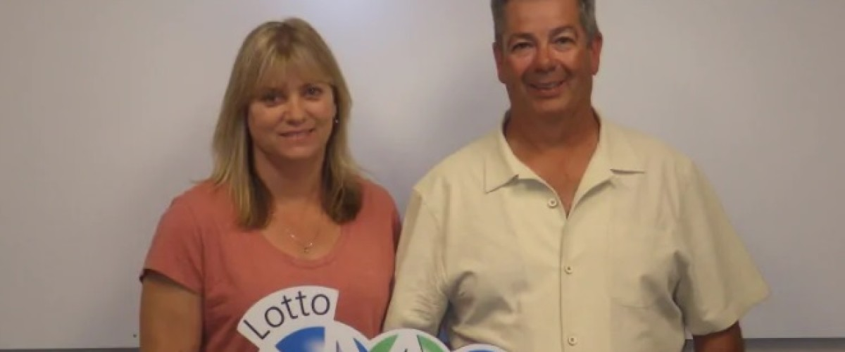 """$1m Canadian Lotto Max Win is """"Just a Bonus"""" Say Couple"""