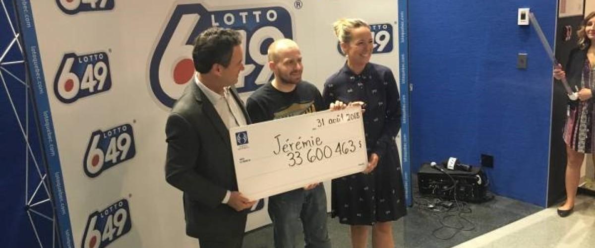 $33m Lotto 6/49 Winner To Go Back to School