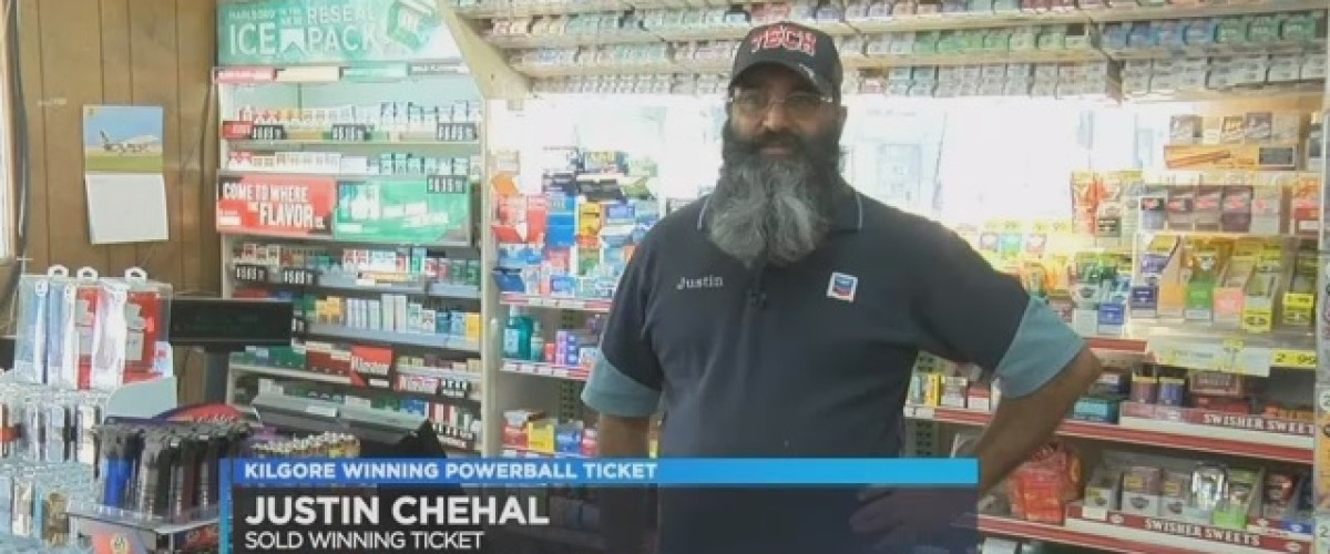 Texas resident claims Powerball prize worth $1 million purchased from local store