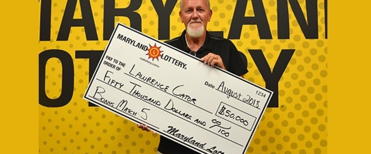 Retired postman is delivered $50,000 windfall thanks to Bonus Match 5