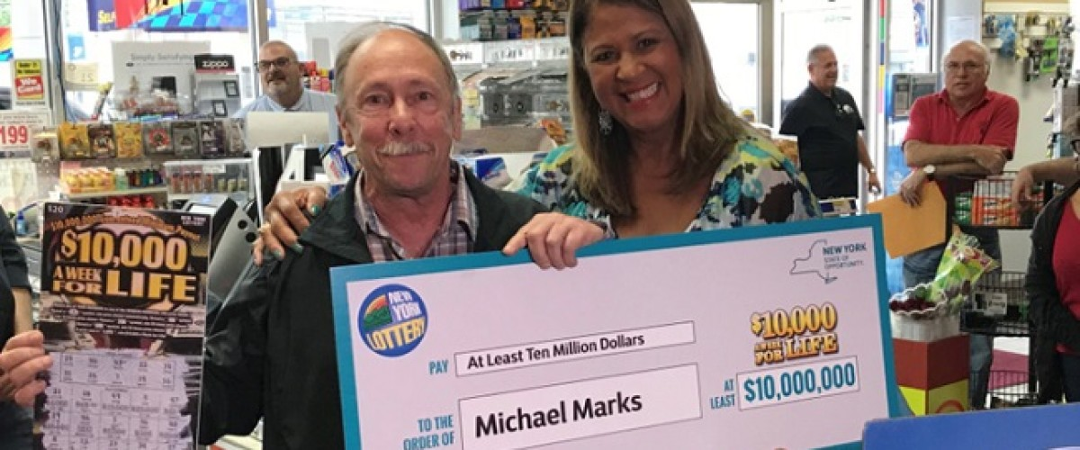 $10m Win after Half a Century of Buying Scratchcards from the Same Store