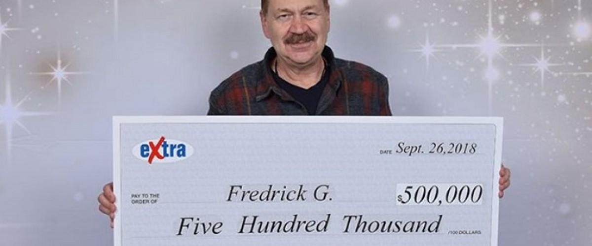 British Columbia man wins second big Lotto windfall with Lotto Max success