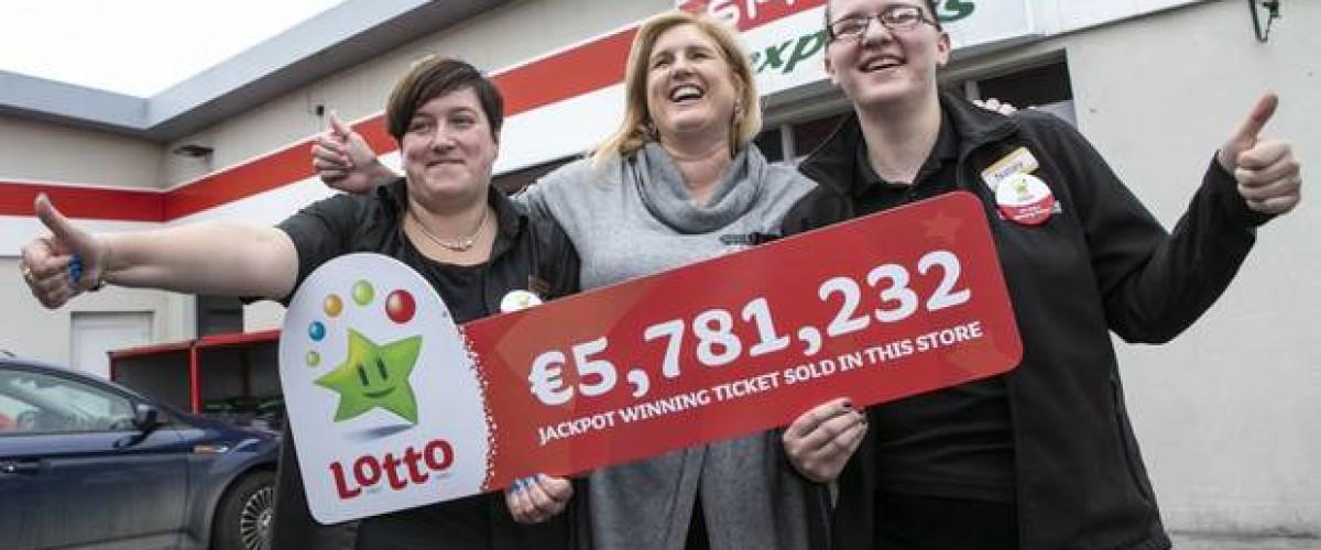 Just Who Won Wednesday's €5.7m Irish Lotto Jackpot?