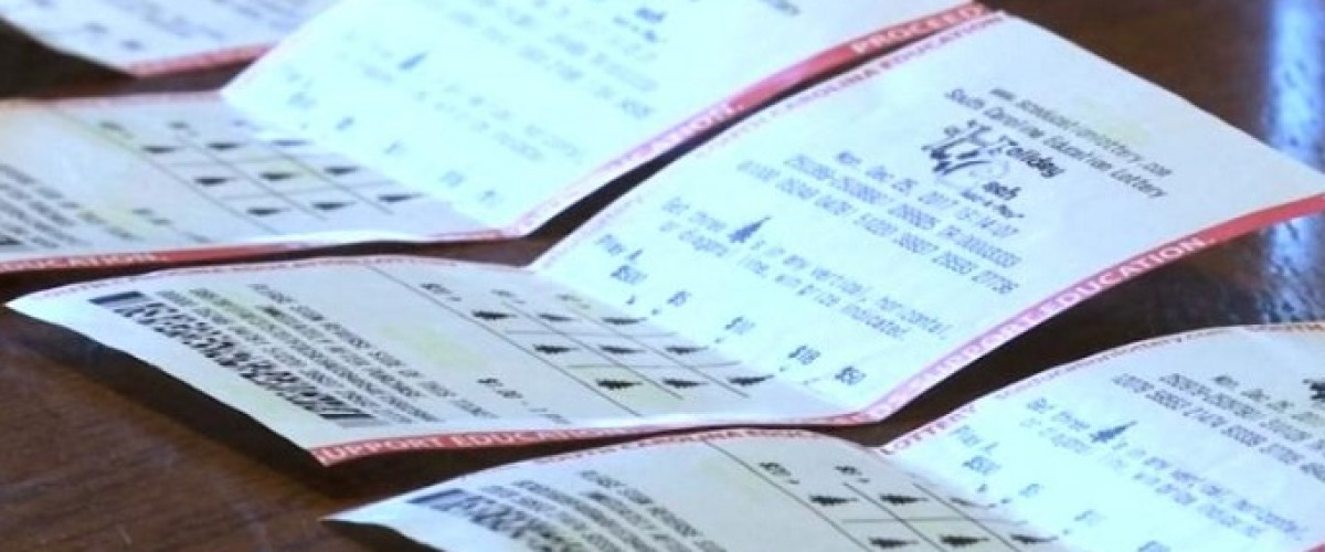 Man takes superstition to extremes before claiming scratch off winnings
