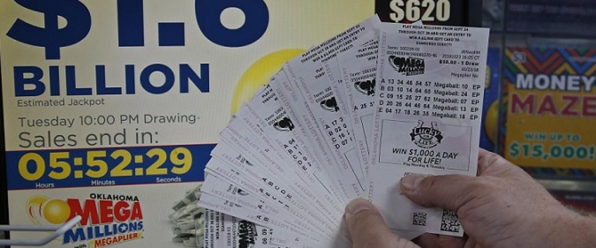 South Carolina Ticket Wins $1.6bn Mega Millions Jackpot
