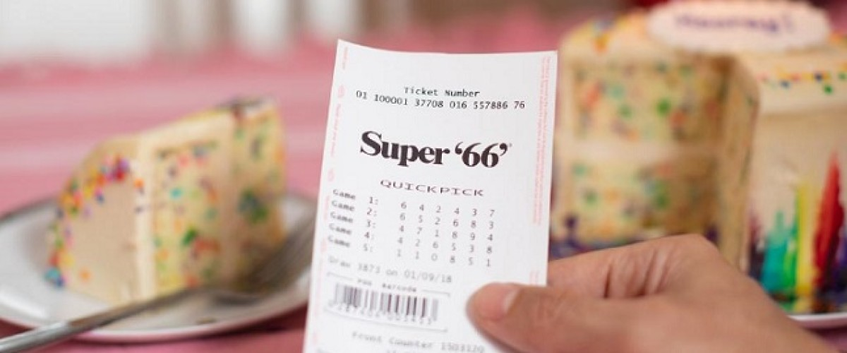 Tasmanian woman is to buy a new home after Australian Super 66 win