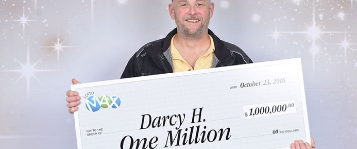 $1m Winning Lotto Max Ticket Stored in 'Lottery Envelope' All Summer