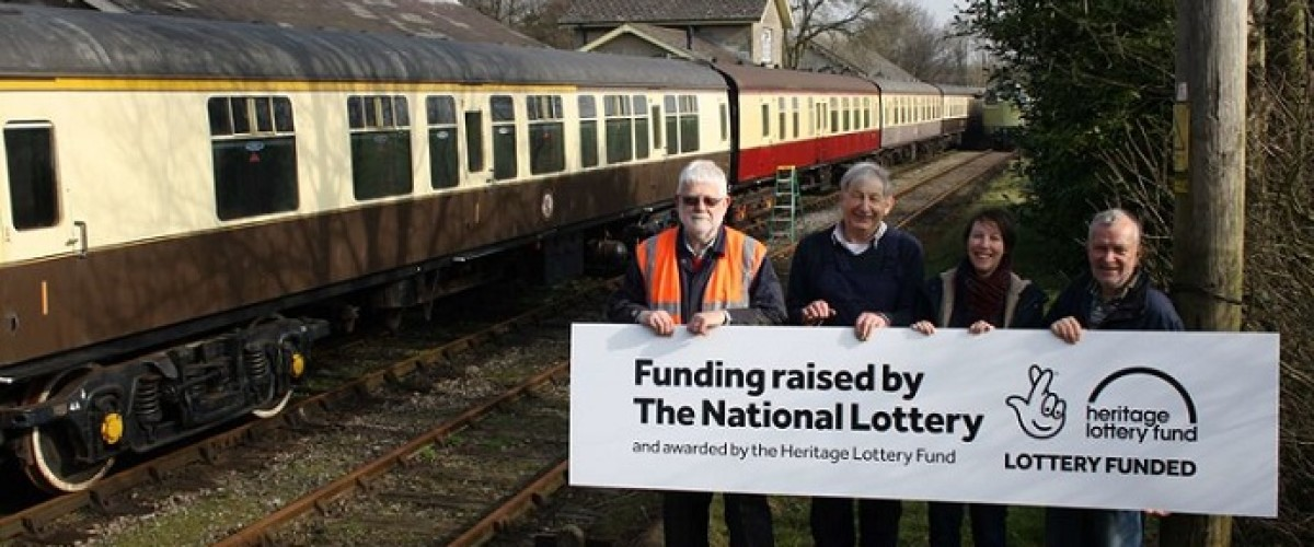 National Lottery's 25th anniversary to raise awareness of lottery funded projects