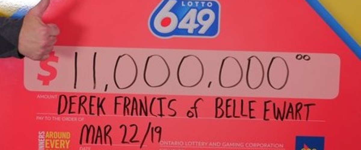 Ontario Lotto 649 winner is rich but decides to keep working