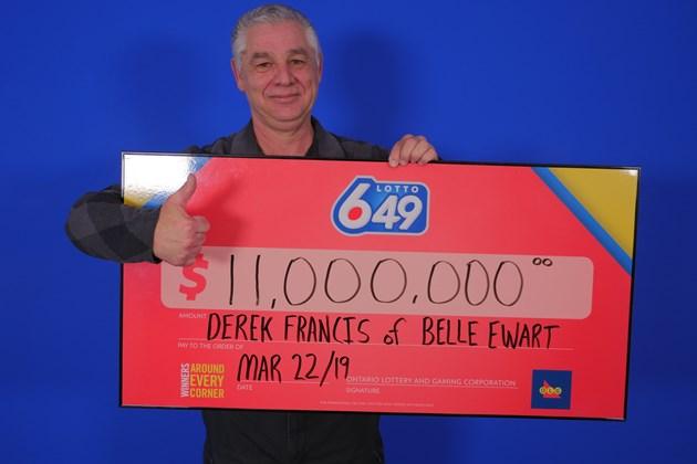 ontario lotto 649 winner