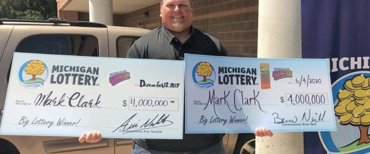Lucky Coin Helps Win a Second $4m Lottery Prize in Three Years