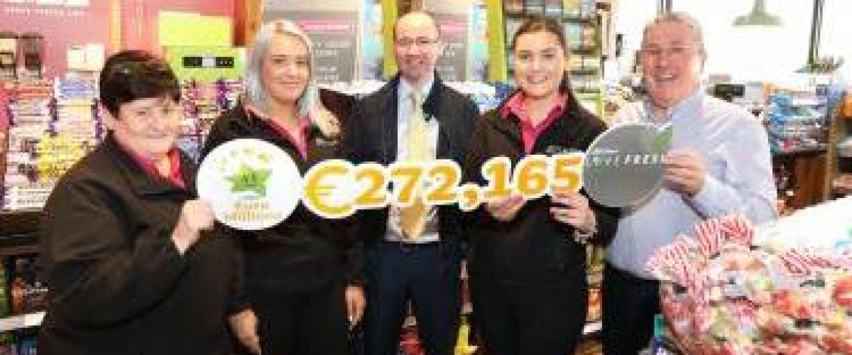 EuroMillions prize claimed by Dublin family syndicate just days before the deadline