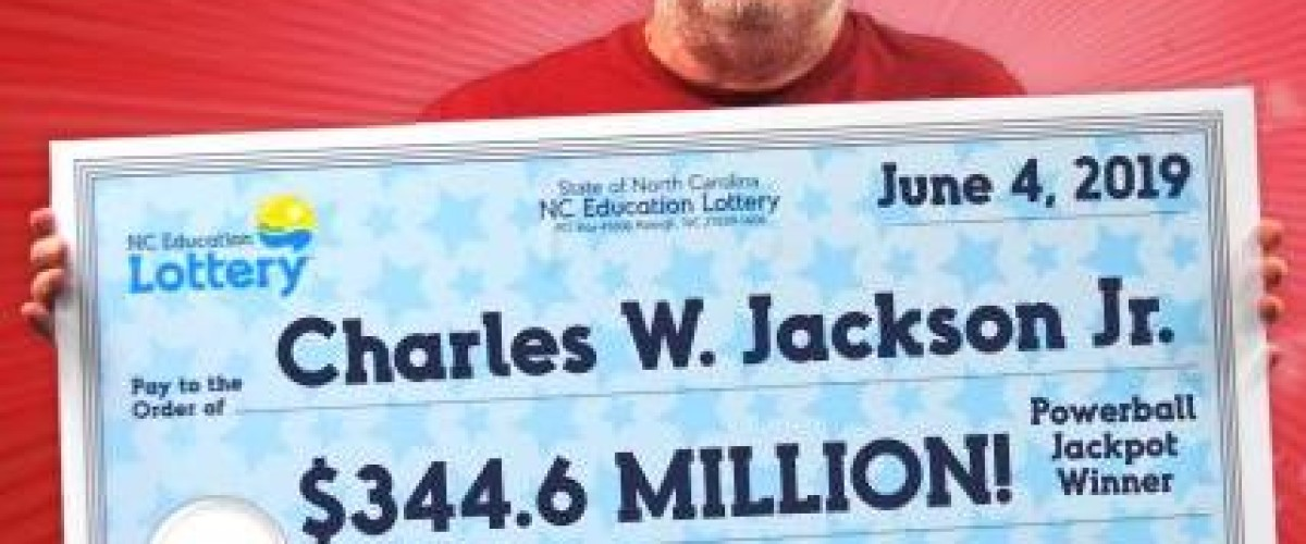 Powerball jackpot winner comes forward to claim the big prize