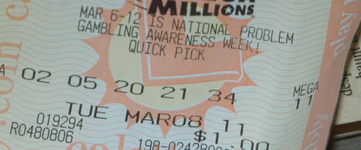 Mega Millions Win on Friday