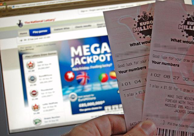 euromillions superdraw tickets