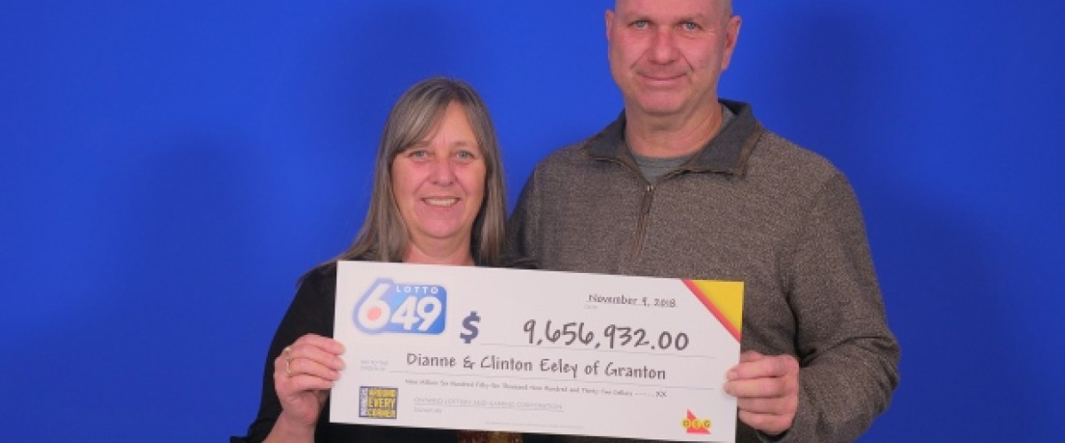 Canadian Couple to Continue Work Despite $9.6m Lotto 649 Jackpot win