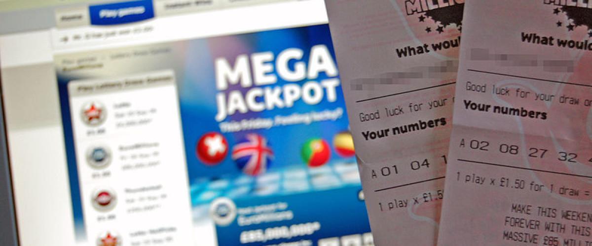 UK EuroMillions winner scoops £115 million