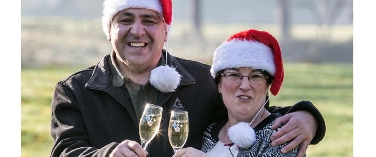 £1m UK Lotto winner will still work 12 hour shift on Christmas day