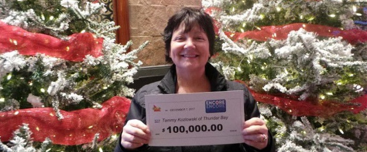 Ontario household celebrating a very merry Christmas after Lotto Max Encore win