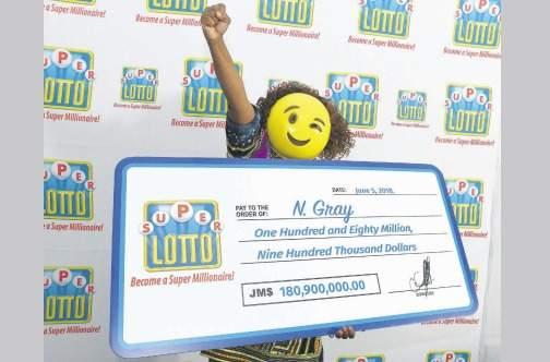 super lotto winner emoji