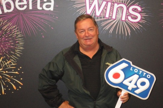 Edmonton Syndicate wins CA$1 million Lotto 6/49 Prize