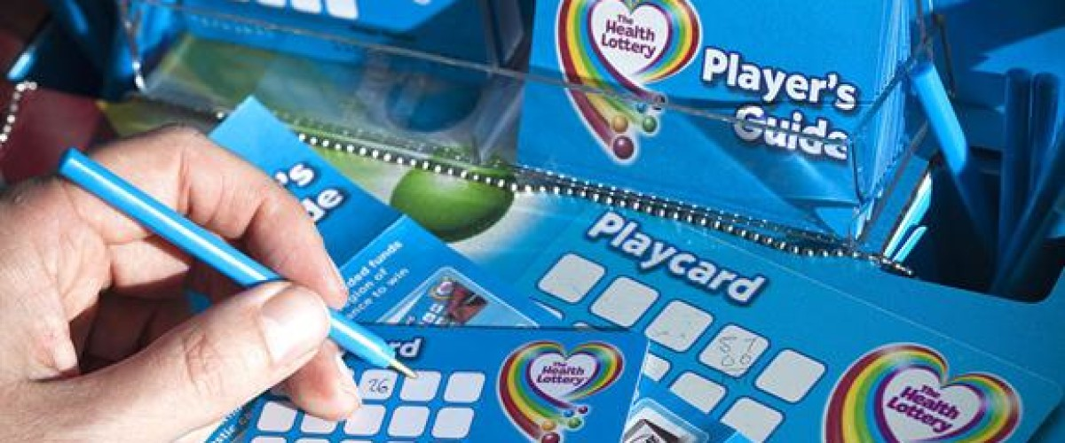 Charities benefitting from record amount donated by Lotteries