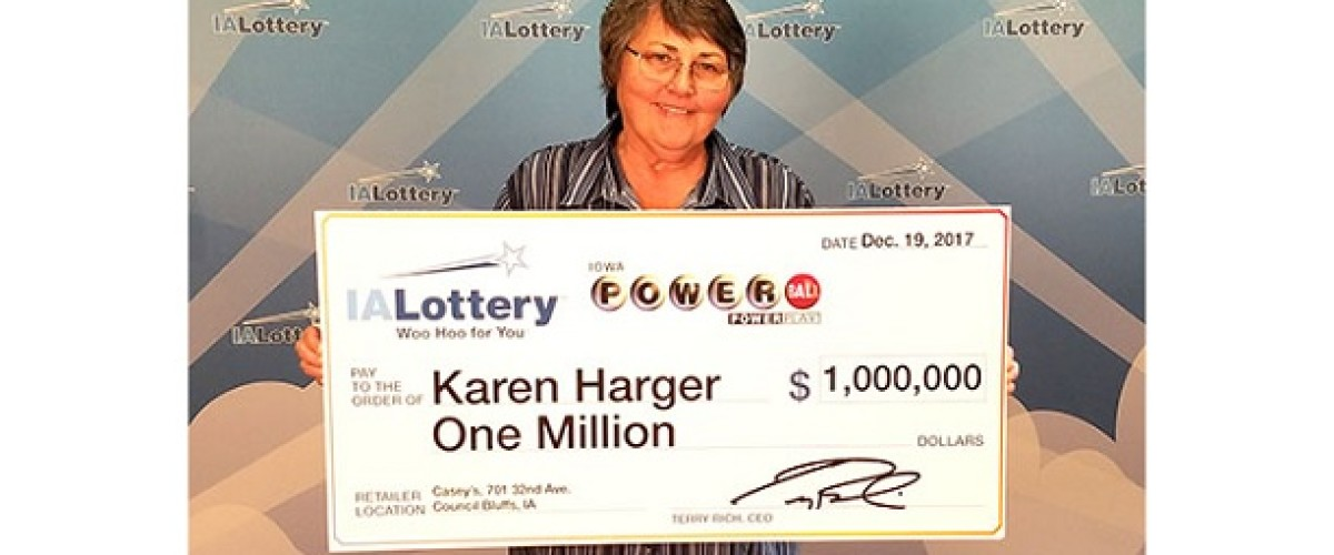 Left-behind play slip leads to $1m Powerball win