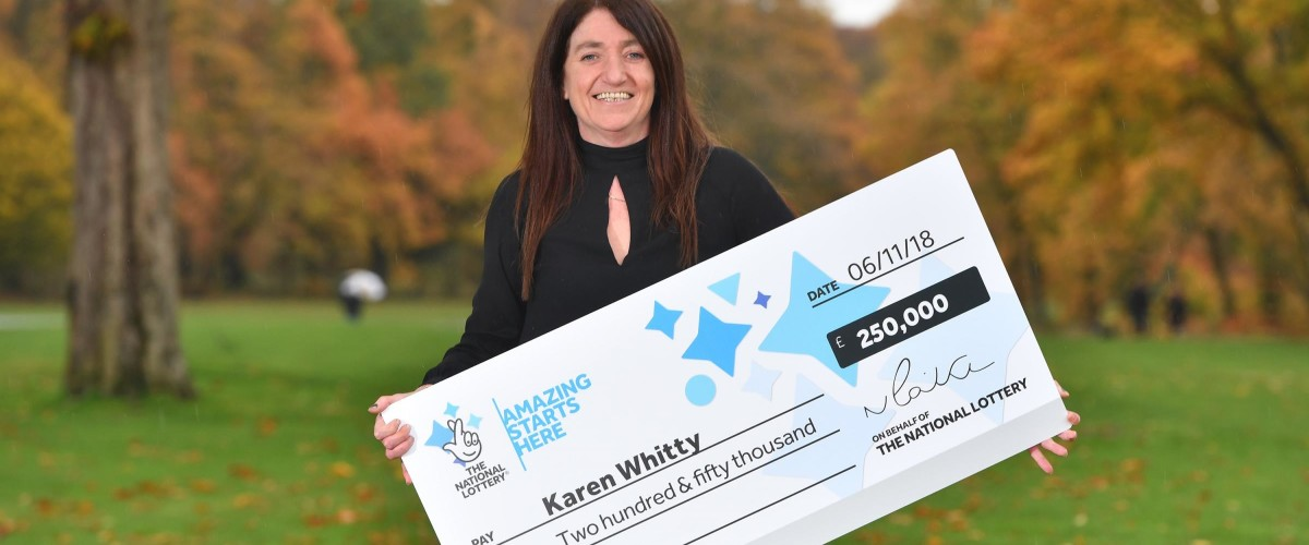 Bolton Barmaid gains £250,000 on a Scratchcard Win But Still Heads to Work