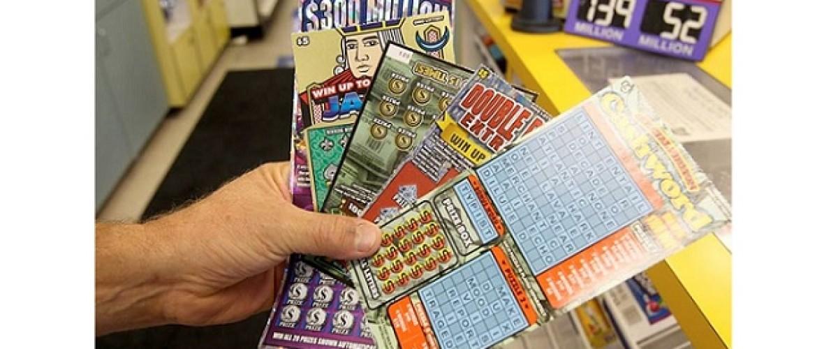 Language is no barrier for California Crossword scratch card winner